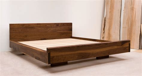 bed frames bc mapleart custom wood furniture vancouver bcsunflower