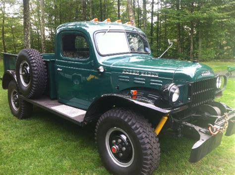1948 dodge power wagon 1948 dodge power wagon 23 500 me 4x4 4sale