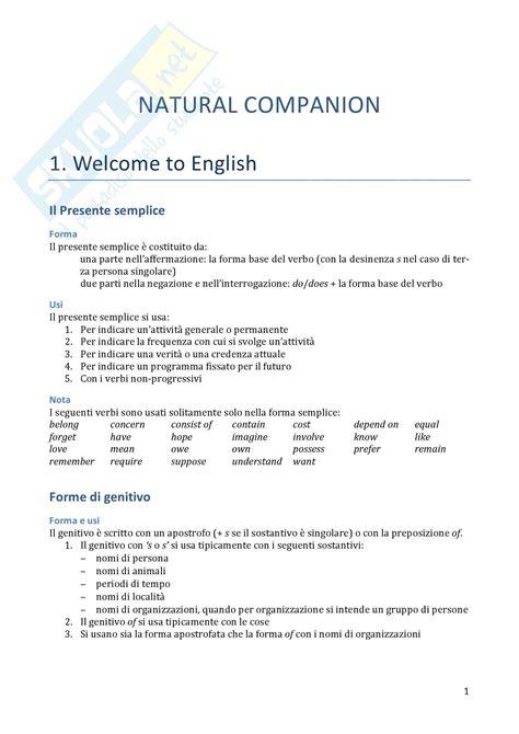 lingua test italiano traduzione ed esercizi svolti esercitazione di lingua inglese