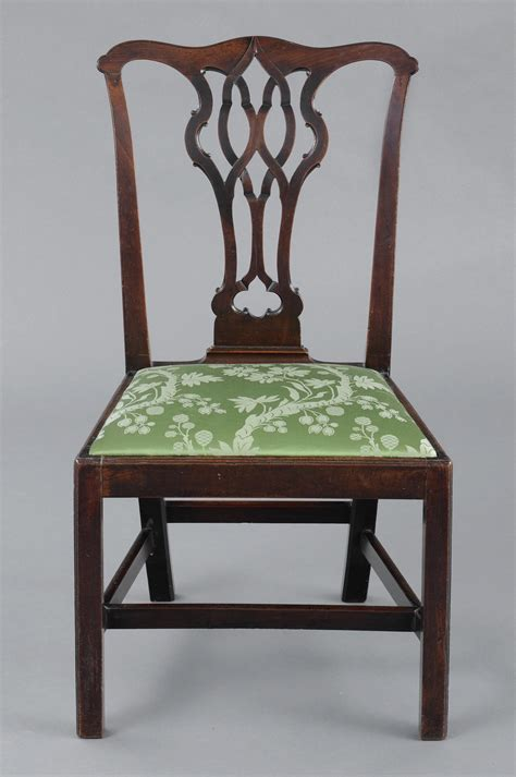 antique side chairs chippendale antique side chair antique mahogany