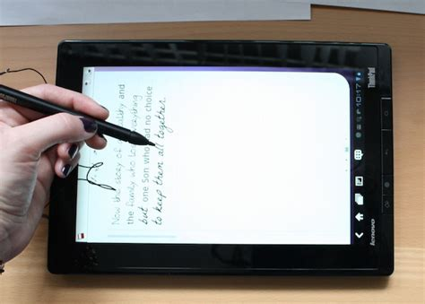 best tablet for writing papers handwriting tablets writing