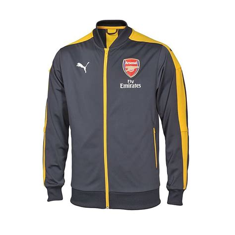 arsenal jacket arsenal 2016 17 stadium jacket