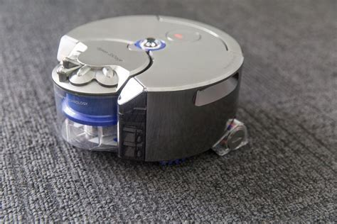 Dyson spent over 10 years developing the 360 eye robot
