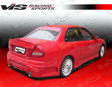 Bodykit Mirage Sport Style mitsubishi mirage 4dr rally style side skirts 97 98 99 00 01