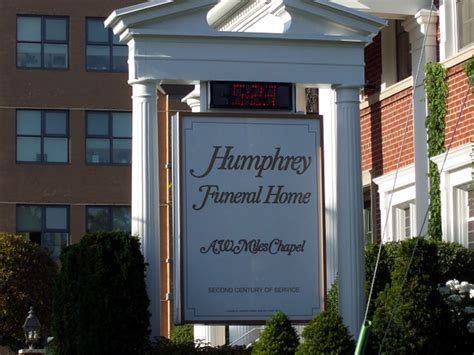 humphrey funeral home dodgeville