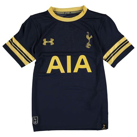 Tottenham Away Jersey by Armour Tottenham Hotspur Fc Away Jersey 2016 2017