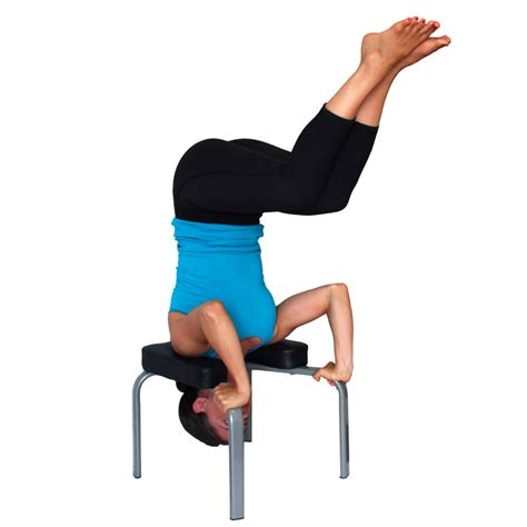 headstand bench yoga headstand bench for neck cervical spine traction