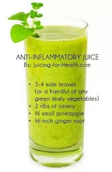 Anti Inflammatory Detox Juice by Anti Inflammatory Juice Smoothies Juices