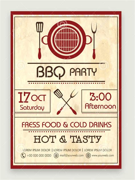 13 Bbq Menu Designs Design Trends Premium Psd Vector Downloads Bbq Menu Template