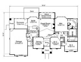 1500 square house plans 2397 square 3 bedrooms 2 batrooms 3 parking space