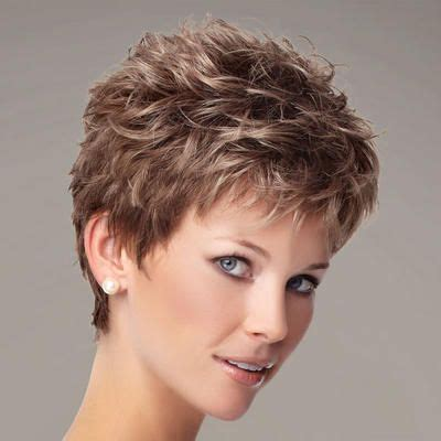 short shaggy point cut hair the zest wig by gabor is a short texture rich pixie