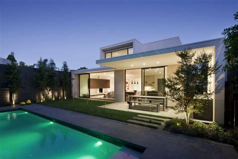 modern home design awards award winning malvern house by lubelso
