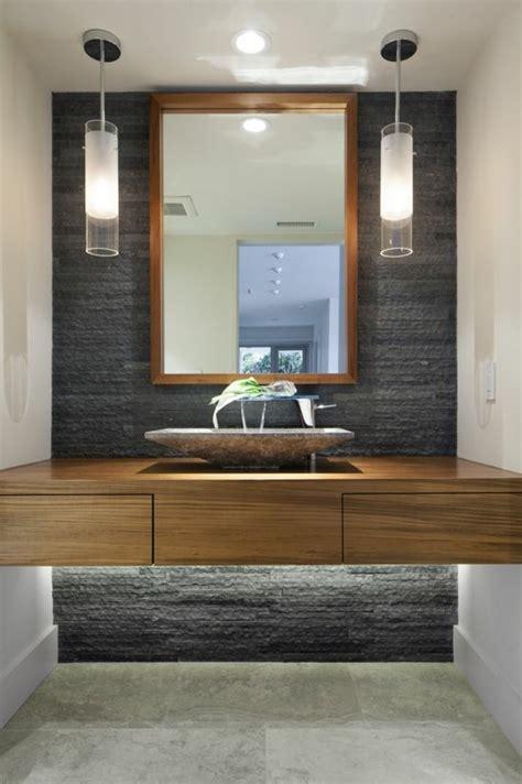 Bien Poser Du Carrelage Dans Une Salle De Bain #3: lavabo-en-pierre-meuble-suspendu-bois-vasque-salle-de-bain.jpg