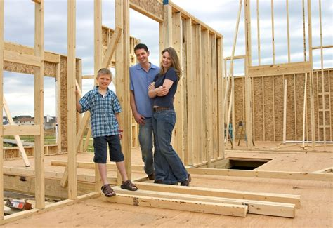 building a house new home construction and buyer representation