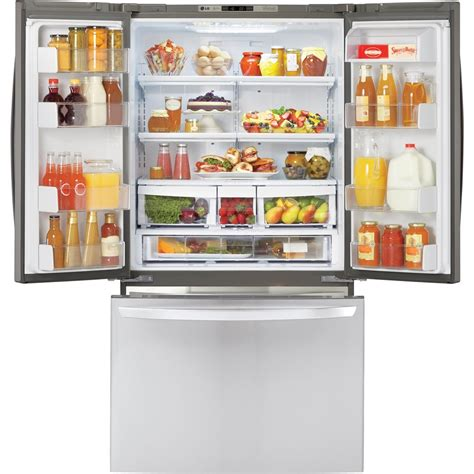 Best Buy Lg Refrigerator French Door - 5 best refrigerator for peace of mind a review designs authority