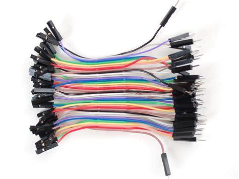 male  female kabel jumper jual arduino jual arduino