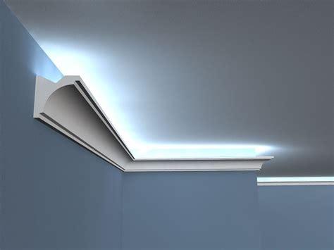 led styropor leiste deckenabschlussleiste led lo 20a lichtleiste