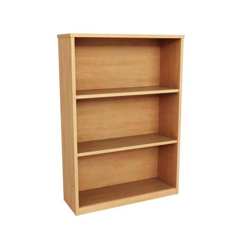 Executive 2 Shelf Bookcase 2 Shelf Bookcase With Doors