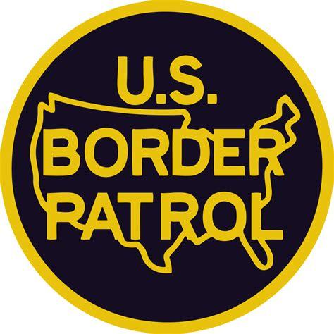 border patrol badge logo u s border patrol wikipedia