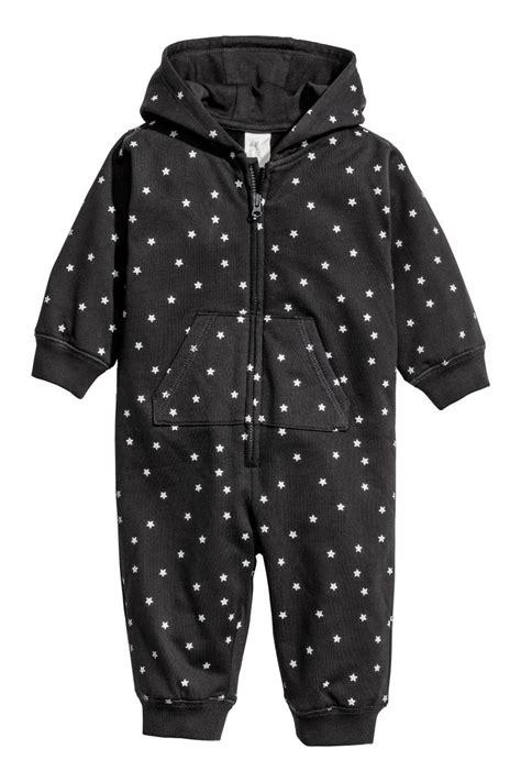 Jumpsuit Next Bean 3 In 1 Size 6m hooded jumpsuit black sale h m us
