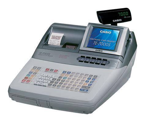 Mesin Kasir Casio Te 100 jual harga mesin kasir casio te 7000s