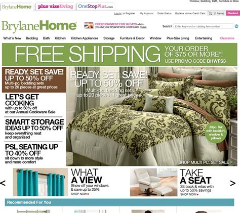 brylane home free shipping coupon codes mega deals and
