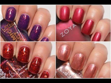 october nail color october nail favorites