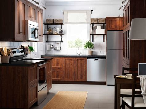 Kitchen Cabinets At Ikea by Small Traditional Kitchen