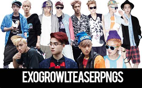 exo growl lirik vina k popers lirik lagu exo growl
