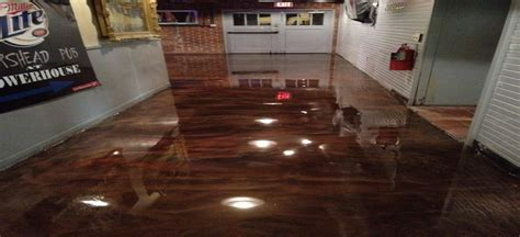 best floors for basements 3 basement flooring options best ideas for your basement