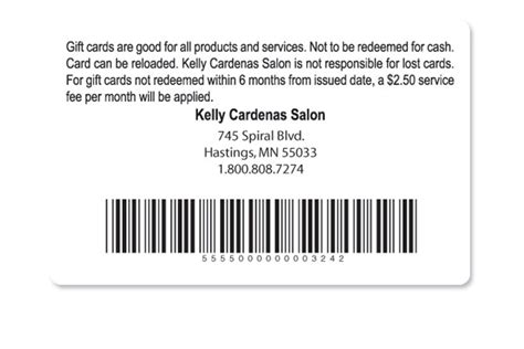 loyalty card terms and conditions template gift card terms and conditions sles