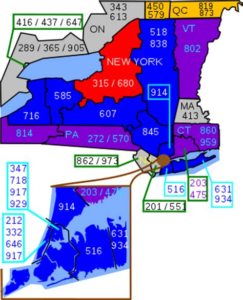 Area Code 315 Lookup Area Codes 315 And 680