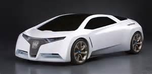 new honda sport car new york auto show 2009 concept cars motorlogy