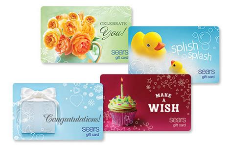 Sears Gift Card - 20 off sears gift cards frequent miler
