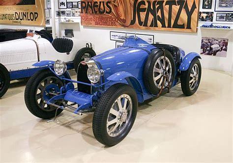 Leno Garage Bugatti by Leno Takes You Through The Bugatti Type 51