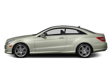 Mercedes E550 Price by 2013 Mercedes E Class Coupe 2d E550 Prices Values