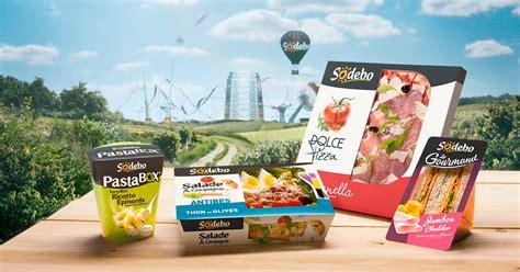 siege social sodebo sandwiches pizzas salades pastabox et produits au rayon