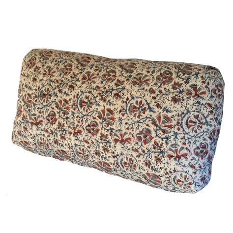 India Pillow by Indian Batik Pillow At 1stdibs