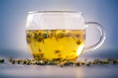 reasons    cup  chamomile tea