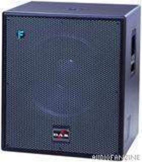 Speaker Das 18 das sub 18f image 31624 audiofanzine