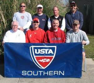 Usta Southern Section by 2007 Southen Section Bmw Combo Doubles Chionship News