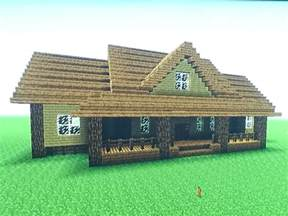 minecraft lowcountry ranch farm house tutorial