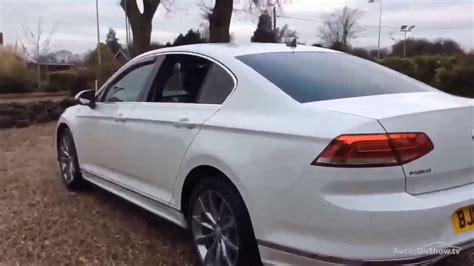 white volkswagen passat 2015 volkswagen passat r line tdi bluemotion technology dsg