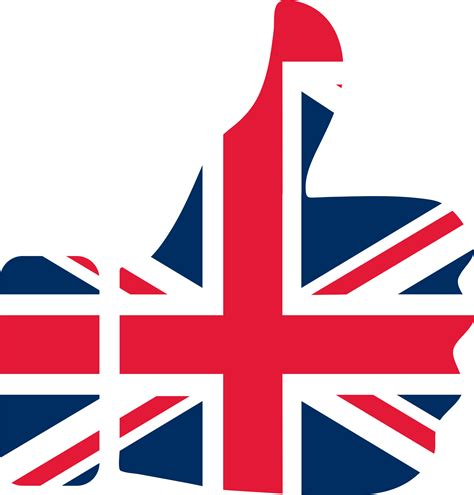 clipart uk clipart thumbs up united kingdom britain