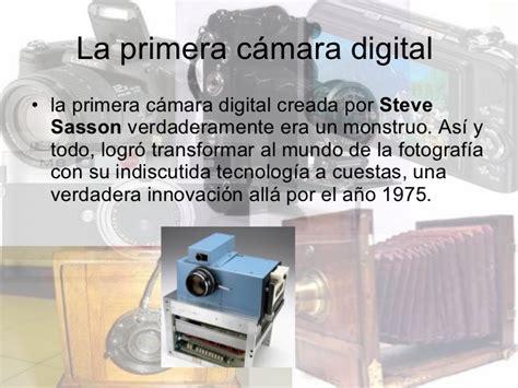 primera camara digital la c 225 mara fotografica