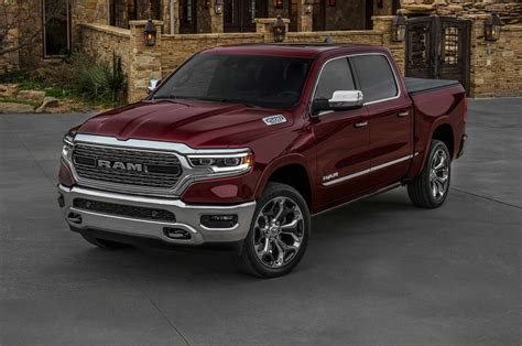 2019 Dodge Ram 1500 by Refreshing Or Revolting 2019 Ram 1500 Motor Trend