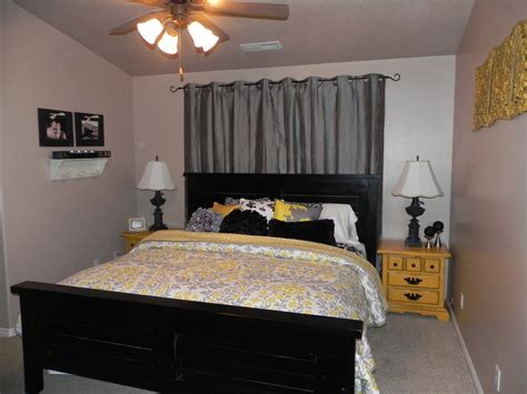 gray bedroom decorating ideas grey and yellow bedroom decor dgmagnets
