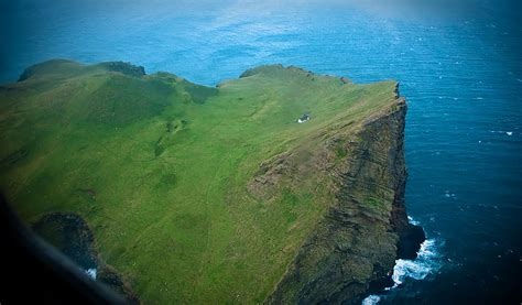 house on island this tiny house on a remote icelandic island is all alone