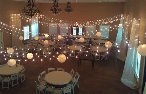 hanging lights for wedding hanging lights for wedding