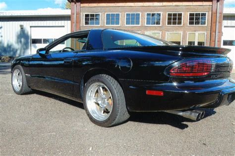 1995 PONTIAC FIREBIRD FORMULA 2 DOOR COUPE   139361